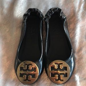 12225b07fa2 Tory Burch girls ballet flats